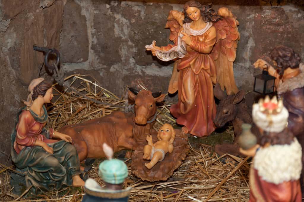 Mostra dei 100 presepi a Roma a Natale