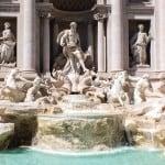 La strepitosa Fontana di Trevi a Roma, attrazione da non perdere!