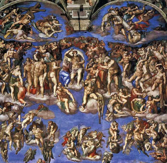 La Cappella Sistina, capolavoro assoluto dei Musei Vaticani a Roma