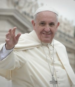 Partecipare all'Udienza di Papa Francesco