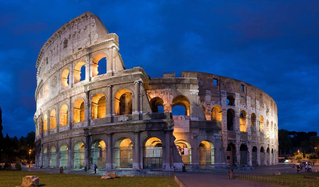 Se volete visitare Roma in 2 giorni non perdete il Colosseo