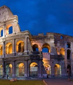 Cosa vedere a Roma di sera