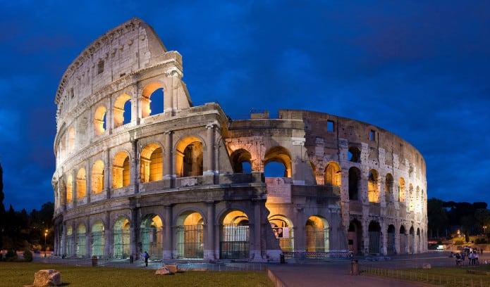 La top Five delle cose da vedere a Roma di sera