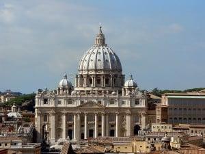 Visitare Roma in 3 giorni con bambini: la basilica di San Pietro