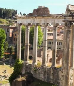 Le dieci attrazioni e  i monumenti da visitare a Roma in una settimana