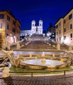Cosa fare a Roma la sera