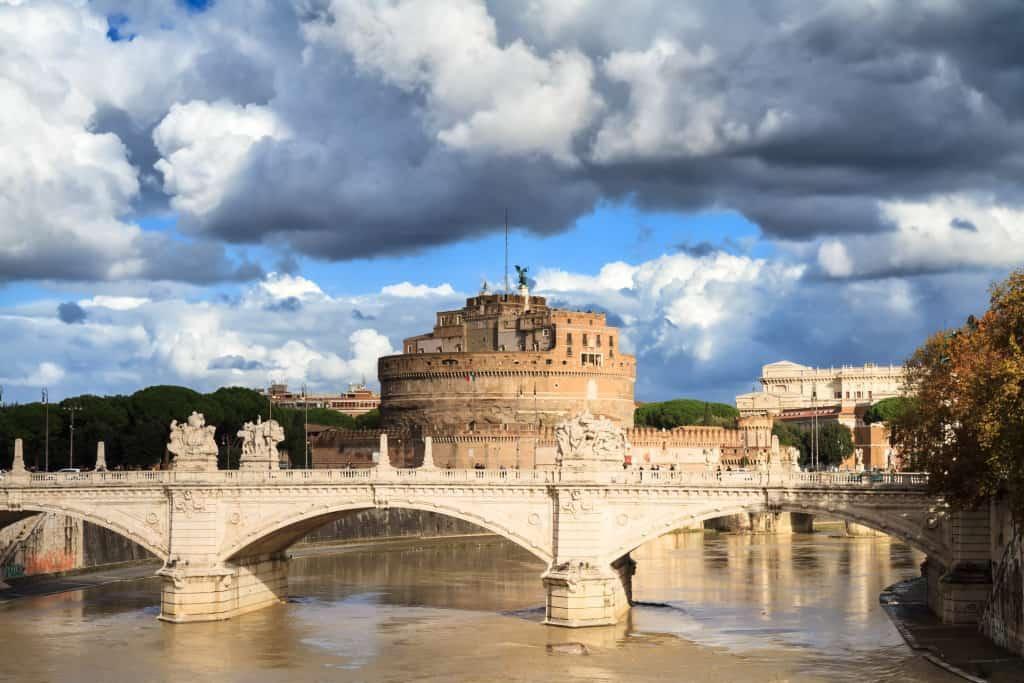 Visitare Roma in 2 giorni: Castel Sant'Angelo