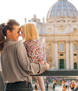 Visitare Roma in 3 giorni con bambini. Dove andare, cosa fare e cosa vedere