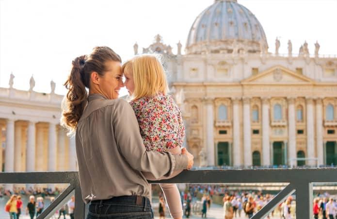 visitare roma in 3 giorni con bambini