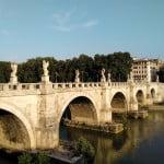 Visitare Roma in 5 giorni: il Ponte Sant'Angelo