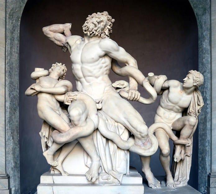 Visita ai Musei Vaticani: il meraviglioso gruppo del Laocoonte