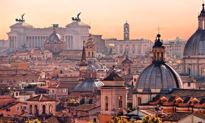 L'itinerario consigliato per visitare Roma in tre giorni
