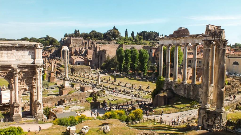 Visitare Roma in 5 giorni: i fori imperiali