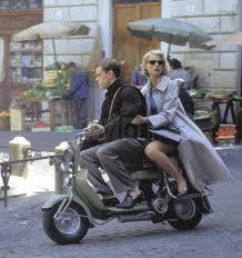 Tra i famosi film ambientati a Roma c'è Il talento di Mr. Ripley