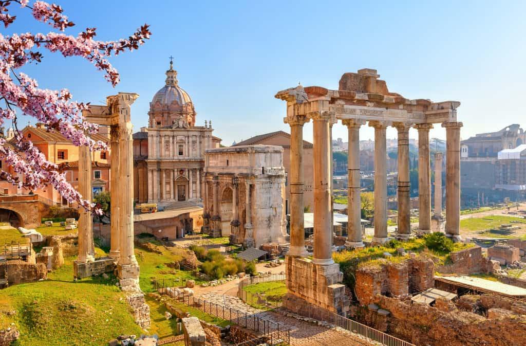 Quando visitare Roma: la primavera è uno dei periodi migliori