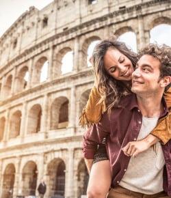 Le cinque attrazioni e monumenti da visitare a Roma in 2 giorni