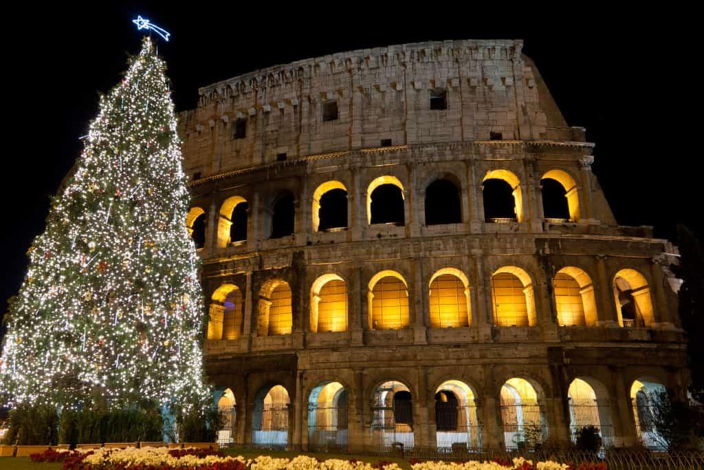 Visitare Roma in inverno: il fascino del Natale la rende irresistibile