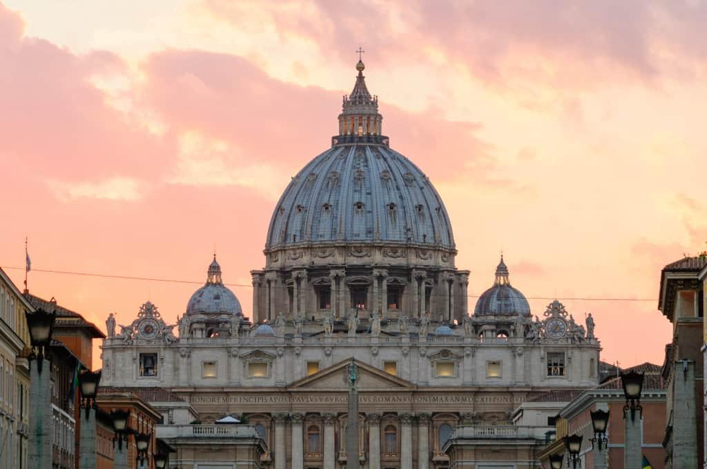 Visitare Roma in 3 giorni con bambini: l'imperdibile Basilica di San Pietro