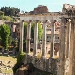 Il Foro Romano, compreso nel biglietto per il Colosseo