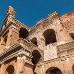 Il Colosseo, una delle attrazioni principali di Roma