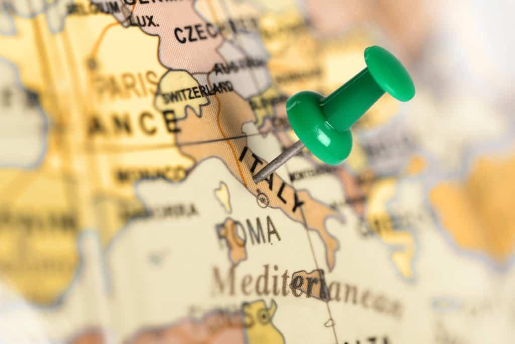 Torino, Firenze, Roma , le tre capitali d'Italia