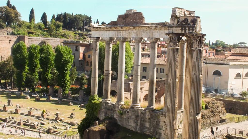 Visitare il Foro Romano e il Palatino. Informazioni utili