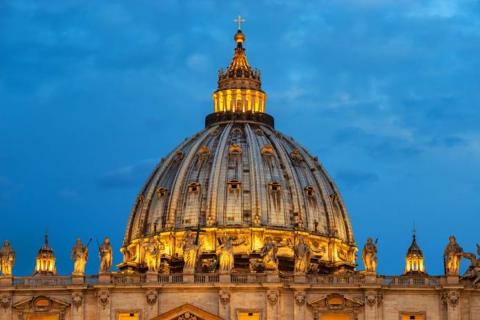 Salire sulla cupola di San Pietro a Roma - indicazioni per la visita