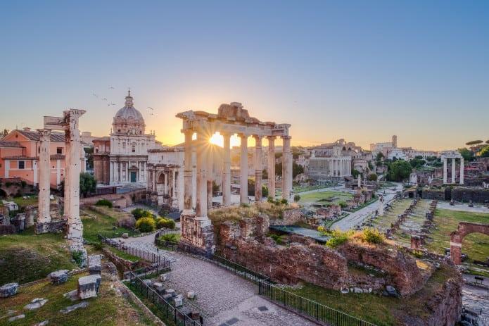Visitare Roma: il Foro Romano. Biglietti salta coda