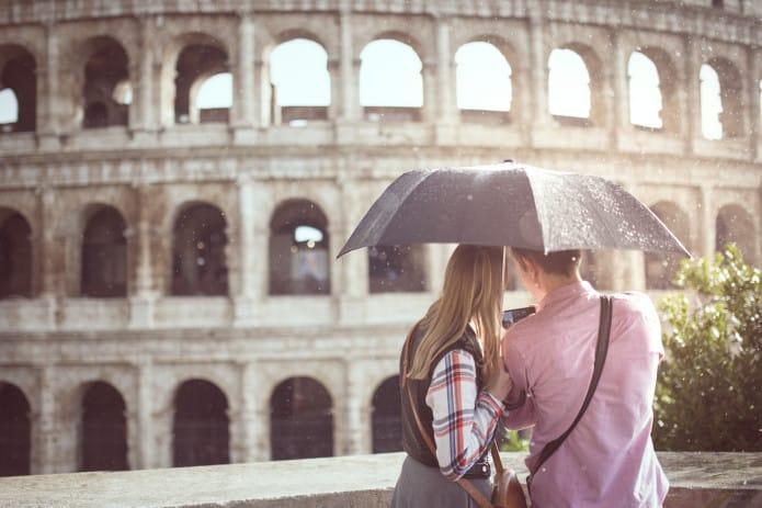 Visitare Roma in 2 giorni con la pioggia: cosa fare