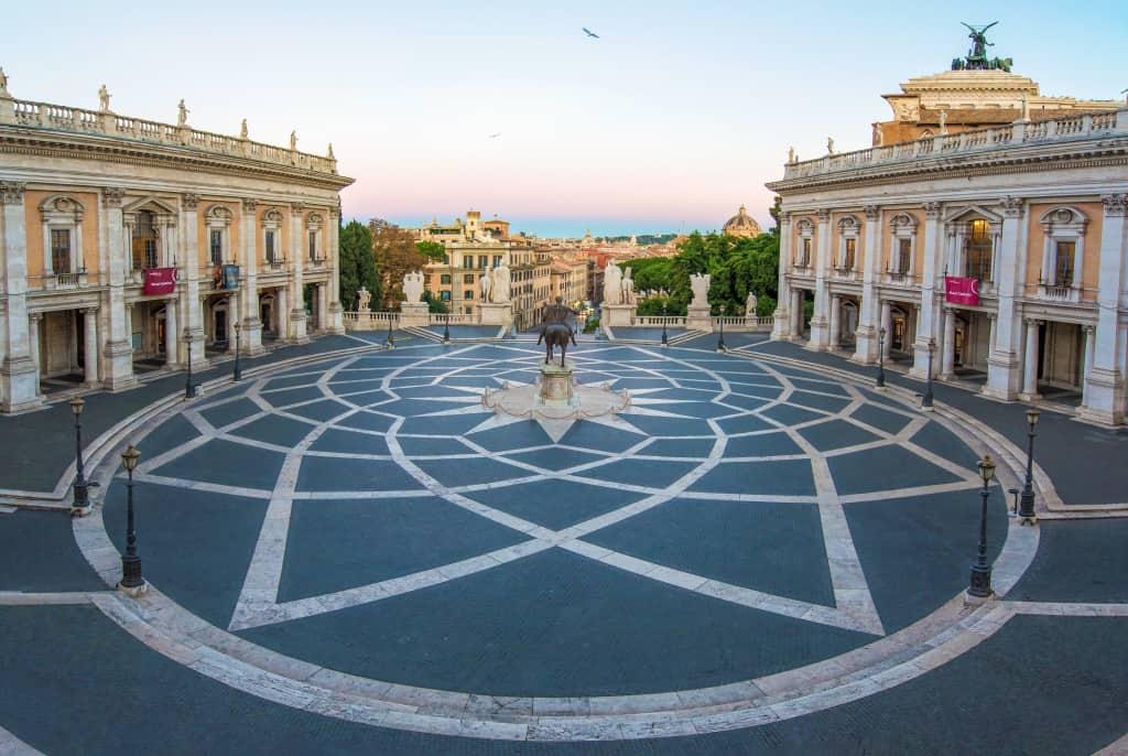 Piazza del Campidoglio, imperdibile nella vostra visita a Roma