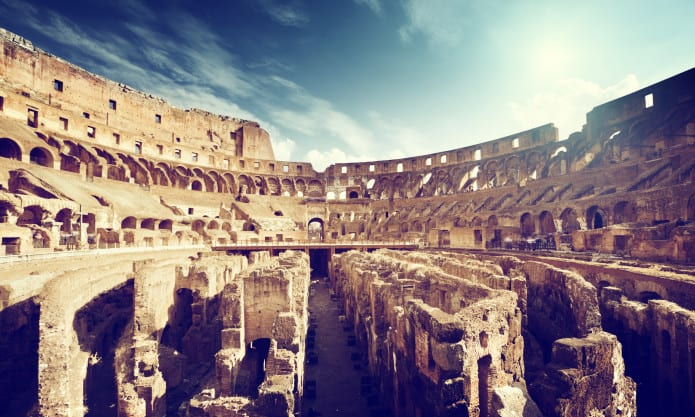 Cosa fare a Roma in un weekend: visitare il colosseo