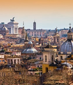 Visitare Roma in un weekend