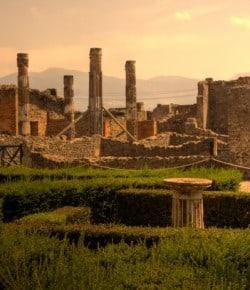 Visitare gli scavi di Pompei da Roma